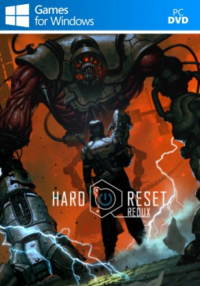 Hard Reset Redux PC Cover