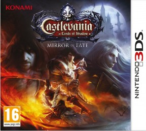 Castlevania: Lords of Shadow - Mirror of Fate 3DS Cover