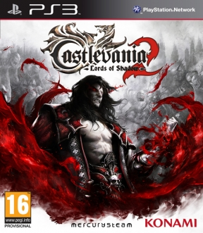 Castlevania: Lords of Shadow 2 PS3 Cover