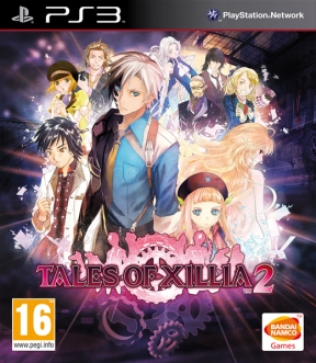 Tales of Xillia 2 PS3 Cover
