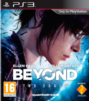 Beyond: Due Anime PS3 Cover