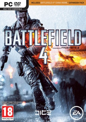 Battlefield 4 PC Cover