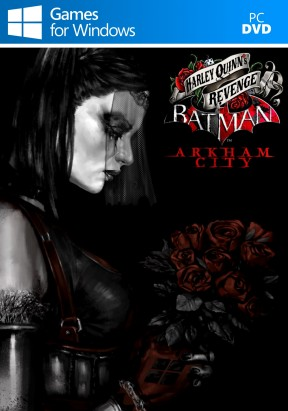 Batman Arkham City: La Vendetta di Harley Quinn PC Cover