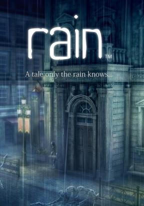 Rain PS3 Cover