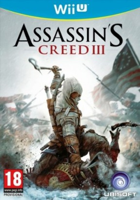 Assassin's Creed III Wii U Cover