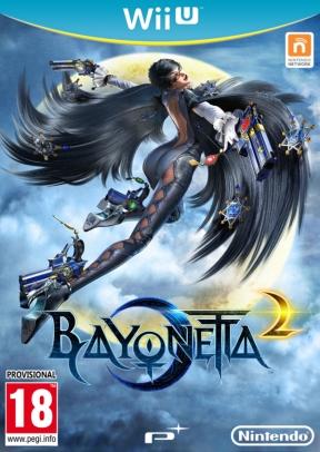 Bayonetta 2 Wii U Cover