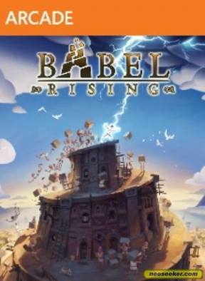 Babel Rising Xbox 360 Cover