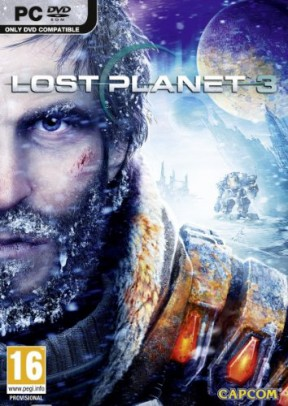 Lost Planet 3 PC Cover