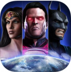 Injustice: Gods Among Us iPhone Cover