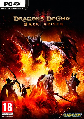 Dragon's Dogma: Dark Arisen PC Cover