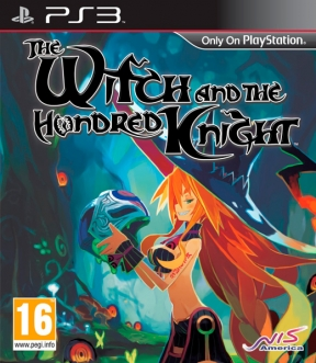 The Witch and The Hundred Knight PS3 Cover