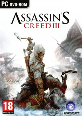 Assassin's Creed III PC Cover