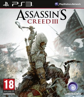 Assassin's Creed III PS3 Cover