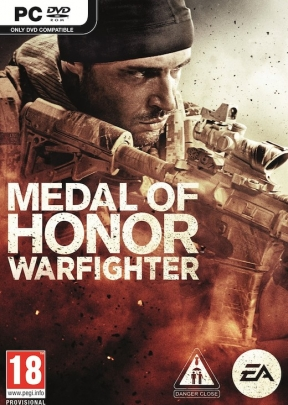 Medal of Honor: Warfighter PC Cover