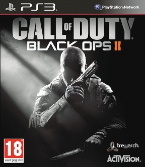 Call of Duty: Black Ops 2 PS3 Cover