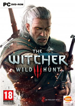 The Witcher 3: Wild Hunt PC Cover