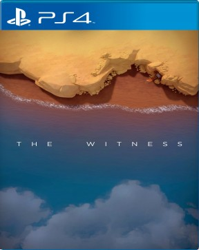 The Witness PS4 Cover