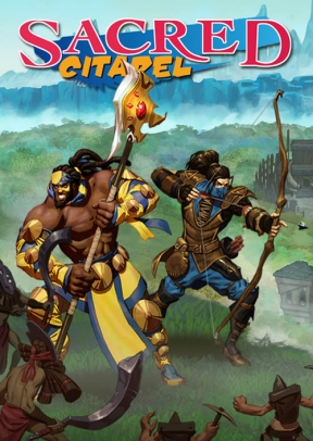Sacred Citadel PS3 Cover
