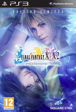 Final Fantasy X | X-2 HD Remaster PS3 Cover