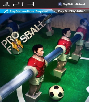 Pro Foosball PS3 Cover