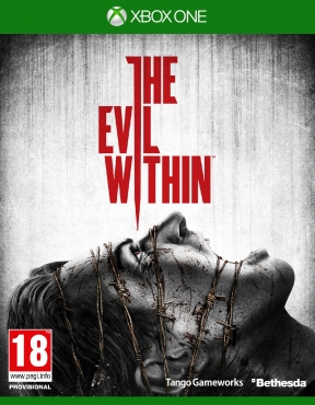 The Evil Within Xbox One Cover