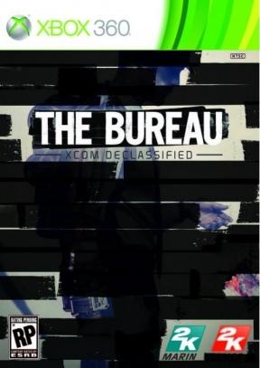 The Bureau: XCOM Declassified Xbox 360 Cover