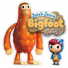 Jacob Jones and the Bigfoot Mystery PS Vita Cover