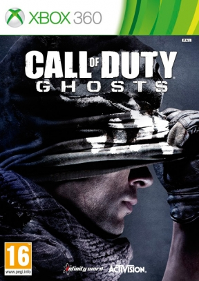 Call of Duty: Ghosts Xbox 360 Cover