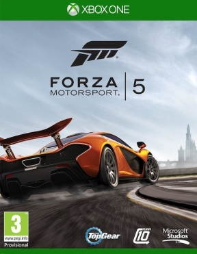 Forza Motorsport 5 Xbox One Cover