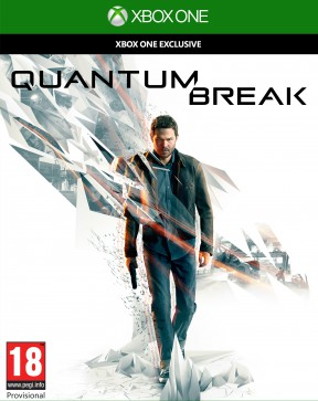 Quantum Break Xbox One Cover