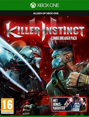Killer Instinct Xbox One Cover