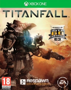 Titanfall Xbox One Cover