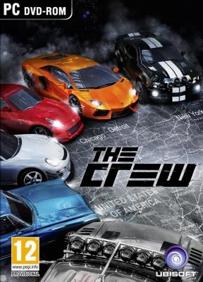 The Crew PC Cover