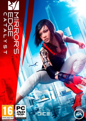 Mirror's Edge: Catalyst PC Cover