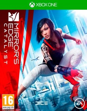Mirror's Edge: Catalyst Xbox One Cover