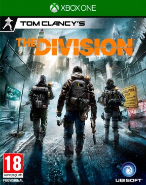 Tom Clancy's The Division Xbox One Cover