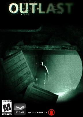 Outlast PC Cover