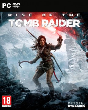 Rise of the Tomb Raider PC Cover