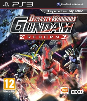 Dynasty Warriors: Gundam Reborn PS3 Cover
