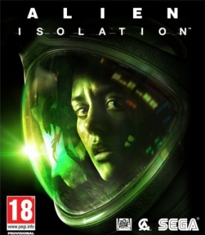 Alien: Isolation PC Cover