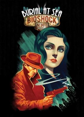 Bioshock: Infinite - Burial at Sea Pt.1 Xbox 360 Cover