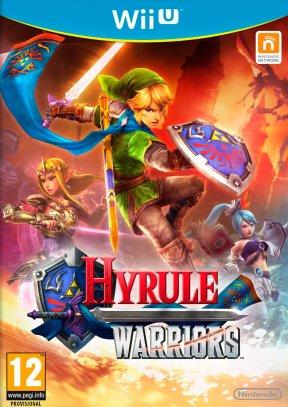 Hyrule Warriors Wii U Cover