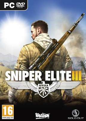 Sniper Elite 3 PC Cover