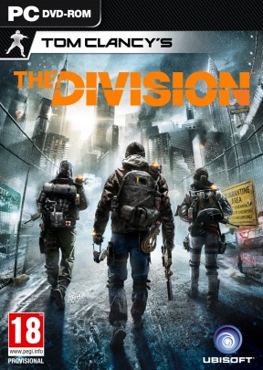 Tom Clancy's The Division PC Cover