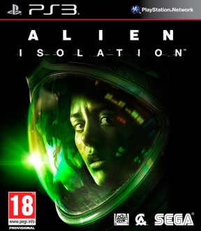 Alien: Isolation PS3 Cover