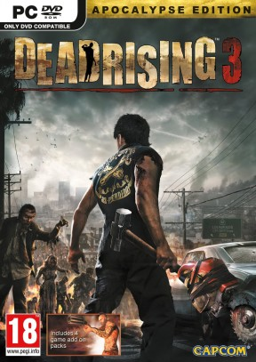 Dead Rising 3 PC Cover