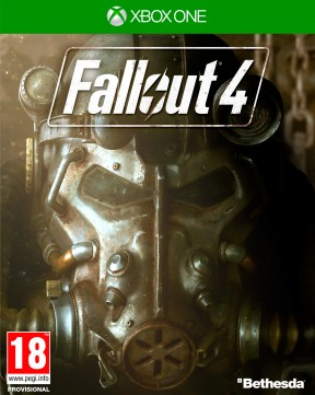 Fallout 4 Xbox One Cover