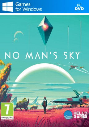 No Man's Sky PC Cover