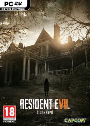 Resident Evil 7 PC Cover