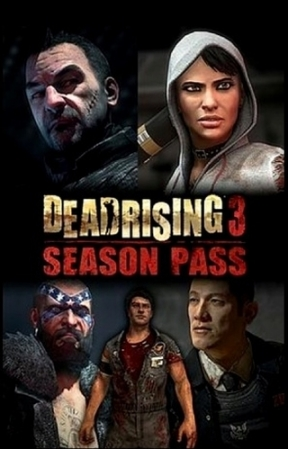 Dead Rising 3 - Storie Segrete Xbox One Cover